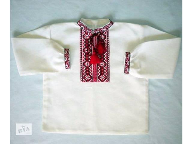 купить бу Дитячі сорочки новий для хлопців в Ивано-Франковске