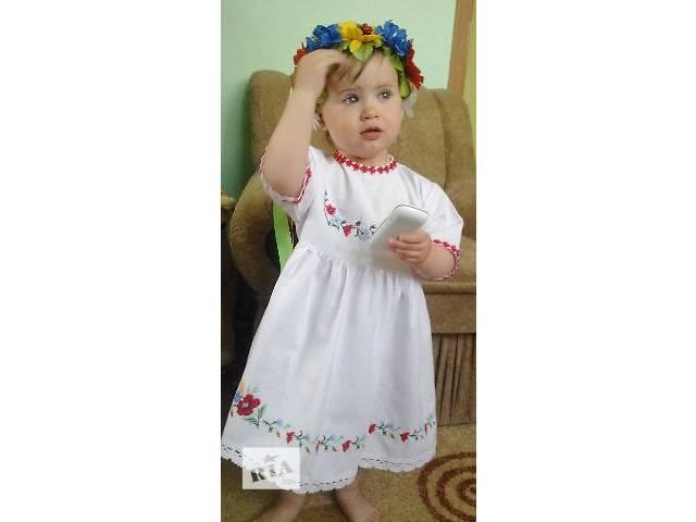 бу Дитячі сукні Дитячі літні плаття новий для дівчат в Ивано-Франковске