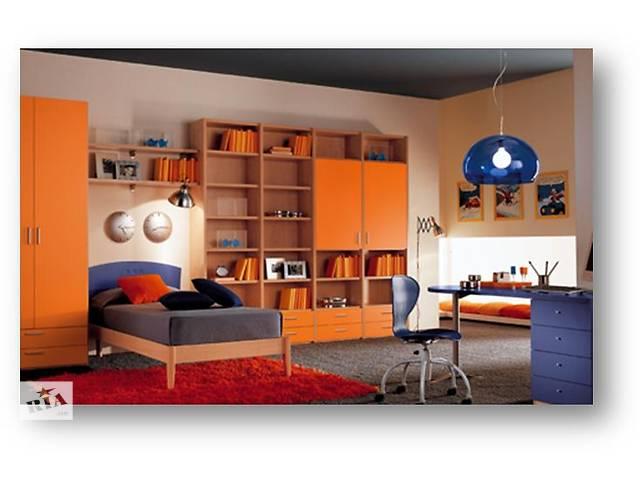 купить бу Детская и молодежная мебель - изготовление на заказ. в Киеве