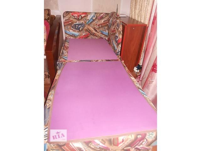 Детский диван-кровать Машинка- объявление о продаже  в Яворове
