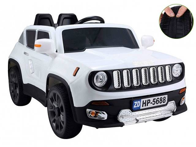 купить бу Детский электромобиль Jeep HP-5688 в Львове