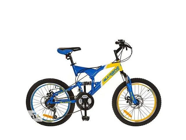 продам Дитячий велосопед Profi Ukraine 20 MTB бу в Тернополе