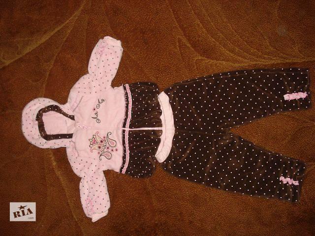 бу Дитячий верхній одяг Куртки демісезонні дитячі б/у для дівчат в Золотоноше