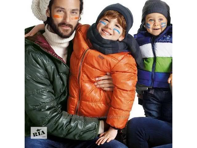 купить бу Дитячий верхній одяг куртки,пальто,пуховики,зимняя одежда новий в Луцке