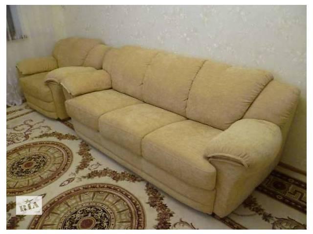 бу Диван + кресло в Одессе