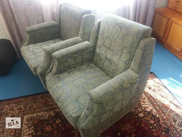 Диван ( кровать ) с креслами в отличном состоянии - объявление о продаже  в Николаеве