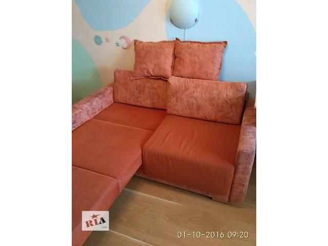 продам Диван,кровать,углолок 3 в 1 (спальное место 210х150 см), 175х100х80 см бу в Киеве