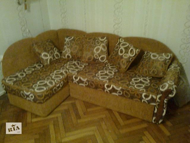 купить бу Диван кутовий в Тернополе