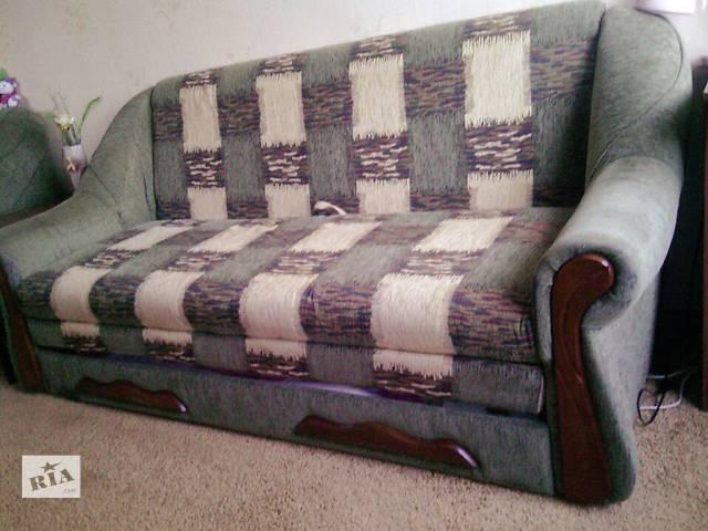 продам Диван и два кресла бу в Александрие