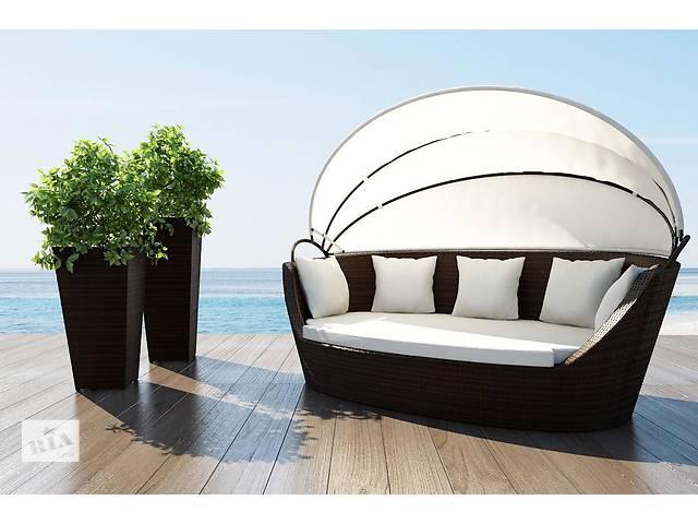 бу Диван Портофино, мебель для сада, мебель из ротанга, техноротанг, мебель для бассейна, мебель для дома, мебель для кафе в Киеве