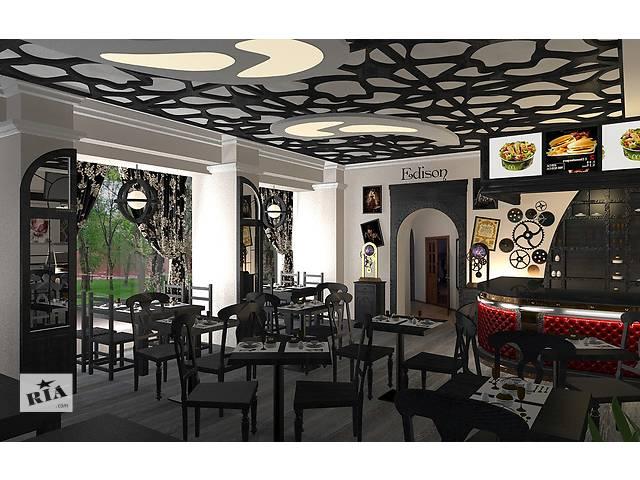 бу Дизайн офиса, ресторана, кафе, клуба  в Украине