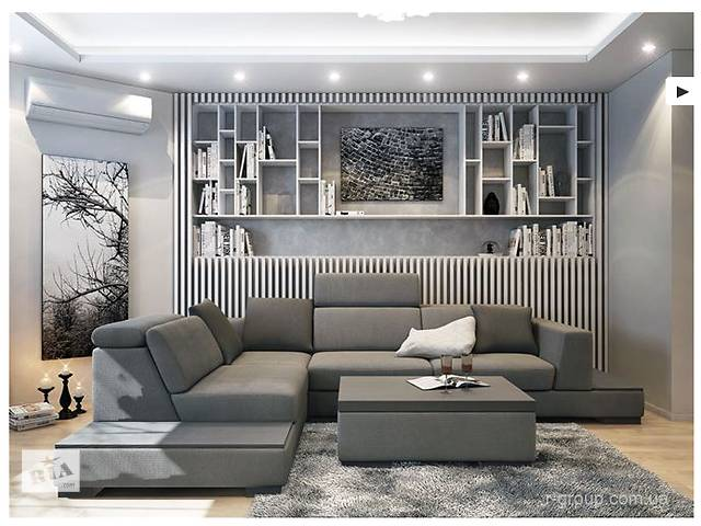 бу Дизайн интерьера апартаментов, квартир, домов  в Украине