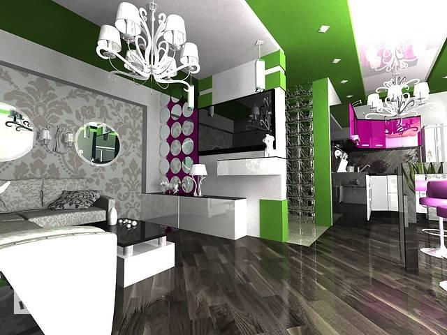 продам Дизайн интерьера квартиры, дома, офиса бу  в Украине