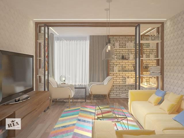 Дизайн интерьера и вархитектура- объявление о продаже   в Украине