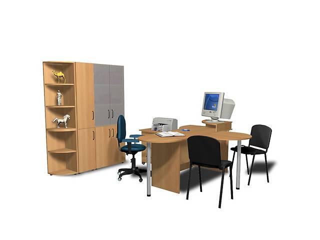 бу Дизайн-Стелла мебель для офиса со склада в Киеве. в Киеве