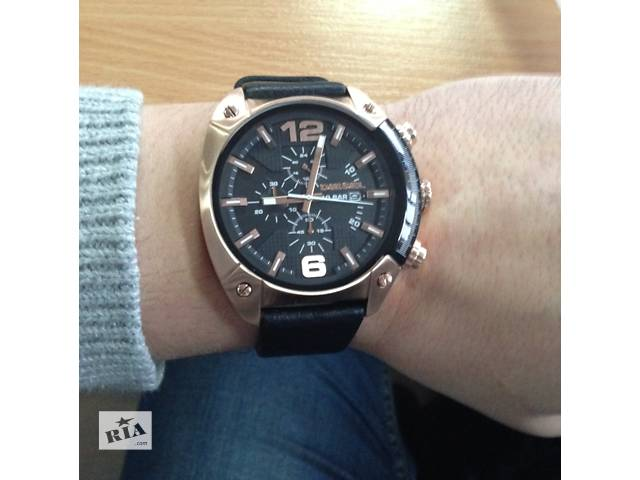 продам Дизайнерские часы Diesel DZ4296 с крупным циферблатом бу в Николаеве