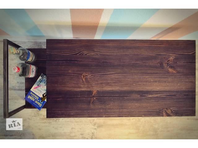Дизайнерский стол в стиле LOFT лофт- объявление о продаже  в Николаеве