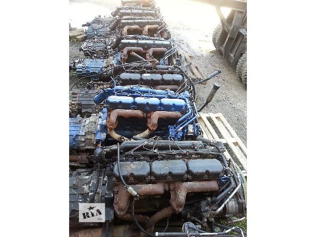продам Дизельный двигатель на ЗИЛ, ГАЗ, ПАЗ - MAN D 0826 бу в Виннице