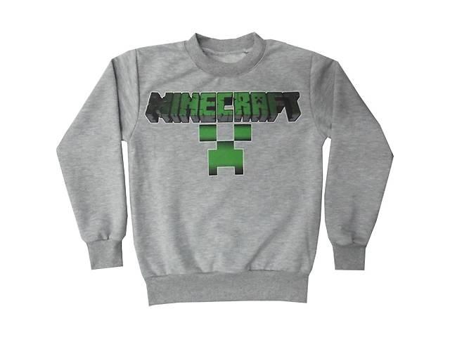 Джемпер Майнкрафт Minecraft- объявление о продаже  в Львове