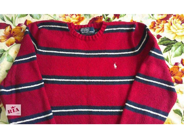 Джемпер, свитер Ralph Lauren- объявление о продаже  в Житомире