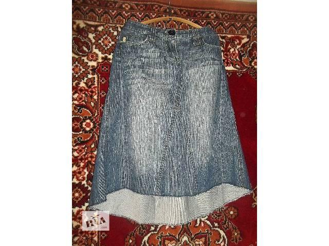 Джинсовая юбка- объявление о продаже  в Львове