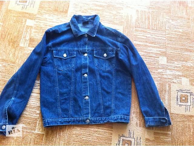 купить бу Джинсовая куртка , джинсовка в Одессе