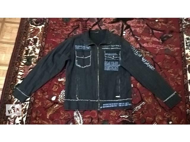 джинсовая куртка- объявление о продаже  в Виннице