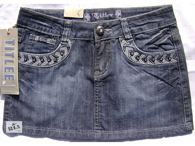 продам Джинсовая мини юбка новая Распродажа Size 27 бу в Мелитополе
