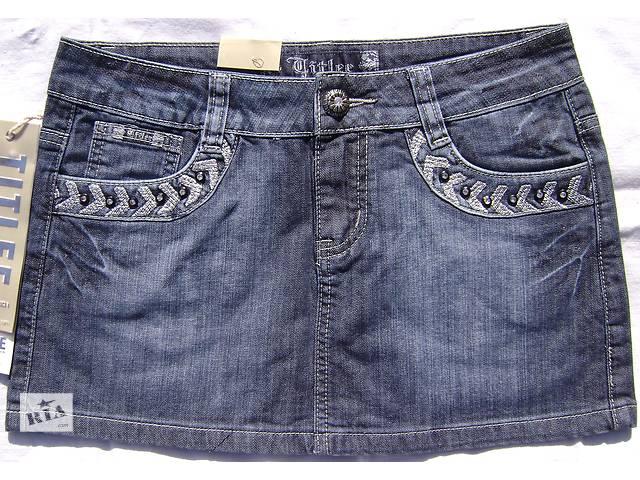 купить бу Джинсовая мини юбка новая Распродажа Size 28 в Мелитополе