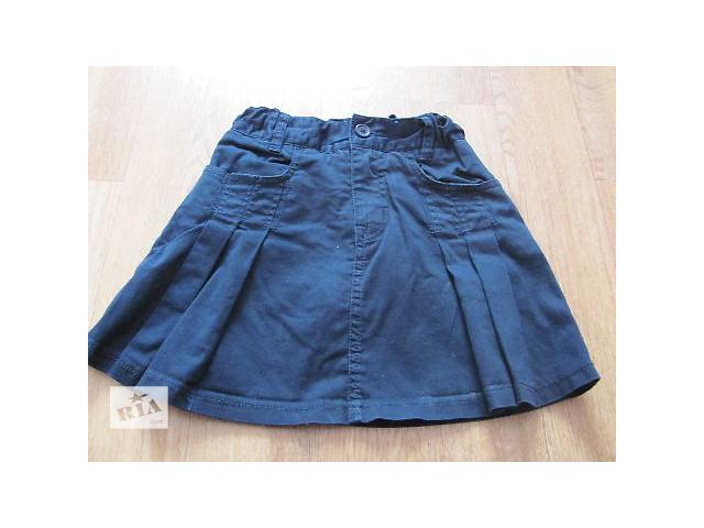 купить бу Джинсовая юбка с шортами в Мариуполе