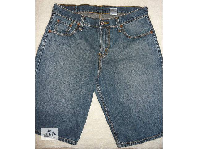 Джинсовые шорты батал levis 529,W30- объявление о продаже  в Николаеве