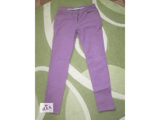 бу джинсы фиолетовые в Коломые