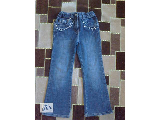 джинсы на 5-6 лет- объявление о продаже  в Авдеевке