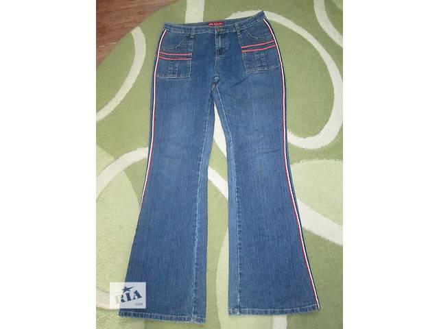 купить бу джинсы с полосками в Снятине