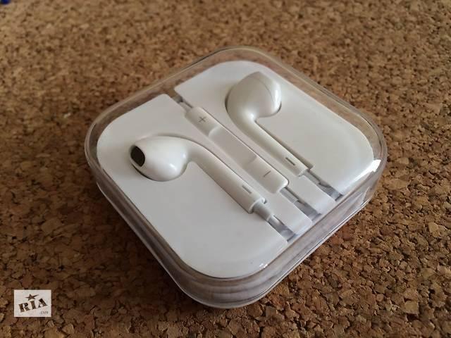 купить бу Earpods наушники Apple для Iphone (копия) в Ивано-Франковске