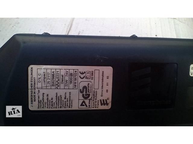 купить бу Eberspacher webasto автономка вебасто Д 1 лс --компакт 24 в в Львове