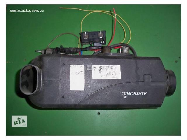 Eberspacher auxiliary heater airtronic d4s daf xf 95, xf 105, cf 65,75,85