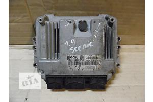 б/у Блоки управления двигателем Renault Scenic