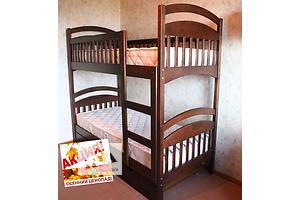 Эко матрасы+ящики: «Карина» двухъярусная кровать, качество гарантировано производителем!
