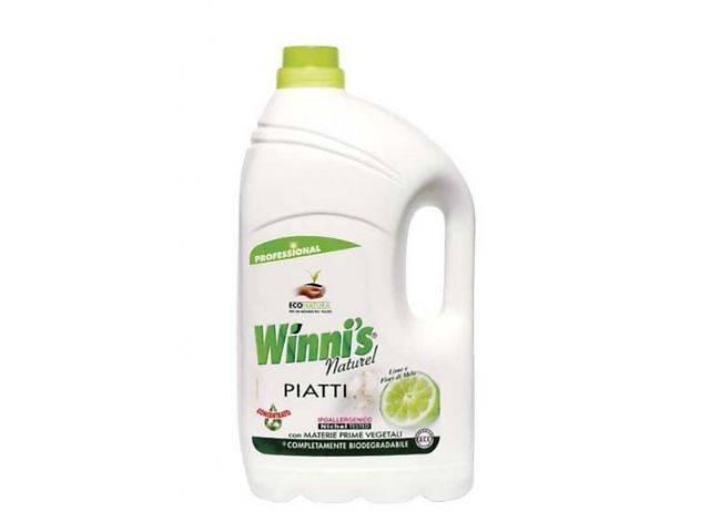 Эко-средство для мытья посуды, лайм (эко-упаковка) Winnis (5 л.)- объявление о продаже  в Киеве