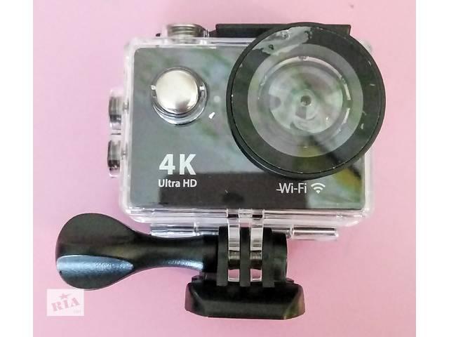 купить бу Экшн камера EKEN H9R Ultra 4K (с пультом ДУ) в наличии в Светловодске