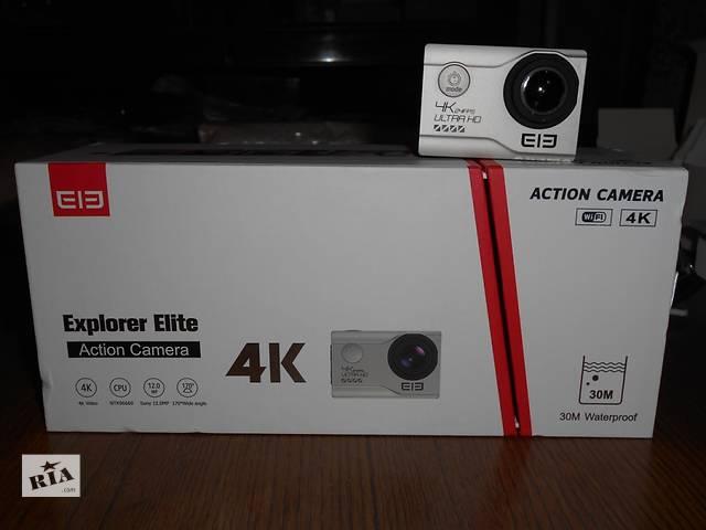 продам Экшн камера Elephone EleCam Explorer Elite бу в Черновцах