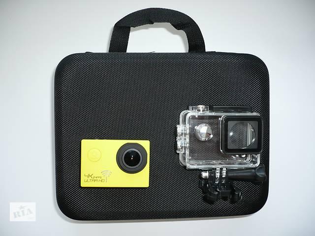 купить бу Экшн камера Wifi 4k Action camera 170° (аналог GoPro, SJCAM, xiaomi) в Виннице