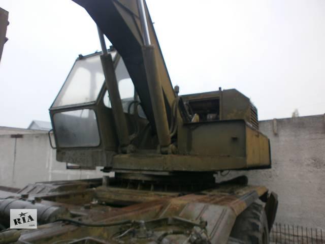 купить бу Экскаваторная установка в Кременчуге