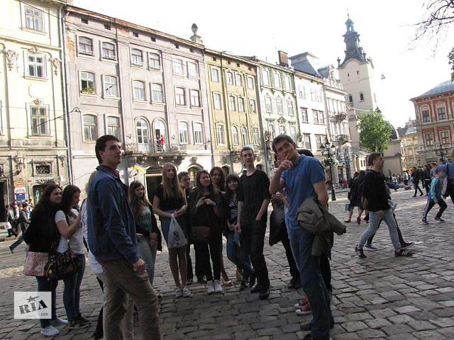 Екскурсії, Экскурсии- объявление о продаже  в Львове