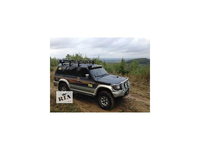 продам экспедиционные багажники бу в Мироновке