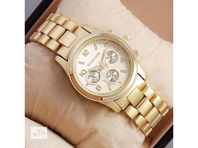часы женские michael kors gold дух,спрей,эксперимент,стойкость new Image