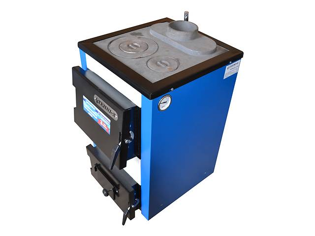 продам Электро-твердотопливный Tehni-x KOTВ18-УП тайга-мини 18 кВт бу в Львове