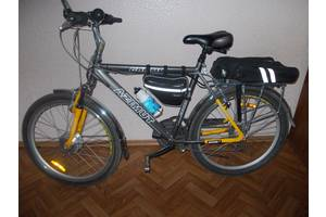 б/у Электровелосипеды Azimut