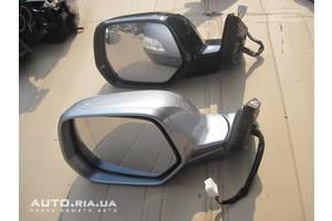 Внутренние компоненты кузова Honda CR-V